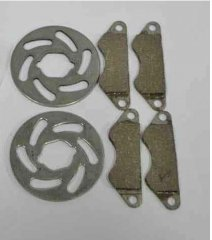 alloy Brake Disc Set